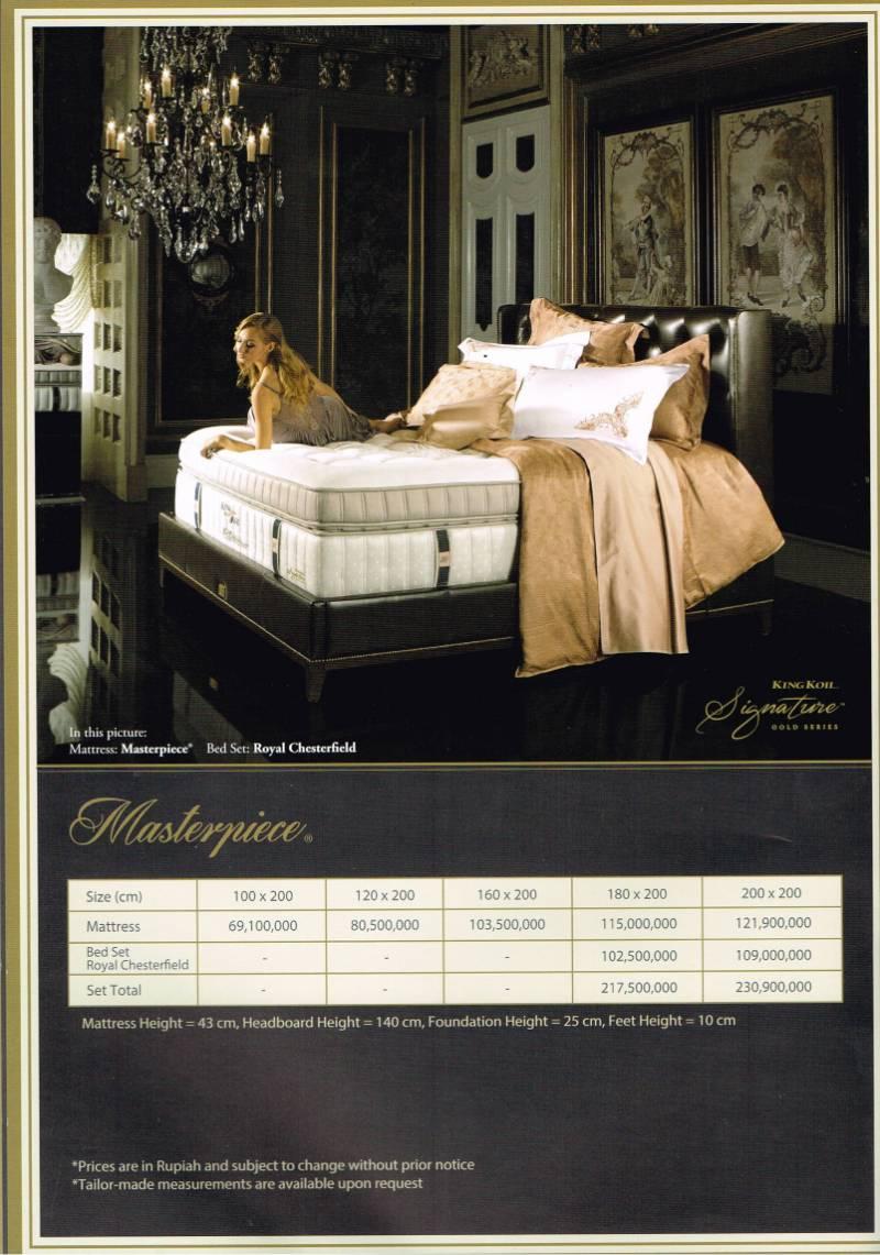 price-list-springs-bed-king-koil-1